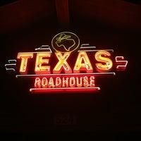 Photo taken at Texas Roadhouse by Jason H. on 1/18/2013