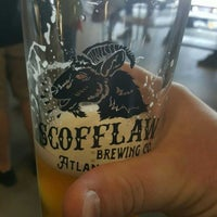 Photo taken at Scofflaw Brewing Co. by Dillion P. on 2/25/2017