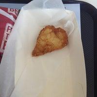 Photo taken at KFC by Sam S. on 2/16/2013