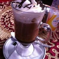 Photo taken at Café Arabico by Pamela G. on 7/19/2013