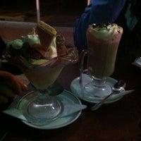 Photo taken at Café Arabico by Pamela G. on 9/10/2013