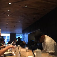 Foto tomada en KazuNori: The Original Hand Roll Bar  por Neelu R. el 10/1/2017