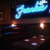 Photo taken at Frankie Bones by Mike R. on 2/14/2013