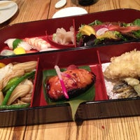 Photo taken at Matsuhisa by Mari S. on 2/12/2013