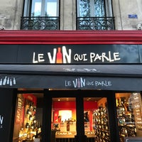 Photo taken at Le Vin Qui Parle by Anthony E. on 11/9/2016