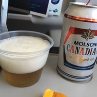 Photo taken at On A Westjet Plane by Señor C. on 6/12/2016