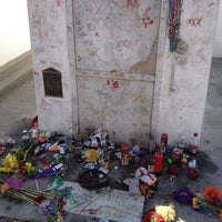 Photo taken at Tomb Of Marie Laveau by Brian on 11/5/2012