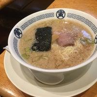 Photo taken at 中華そば 寅 藤沢店 by Kiyoshi K. on 5/4/2017