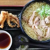 Photo taken at そば処 えびす by ヨコ ♪. on 7/13/2017