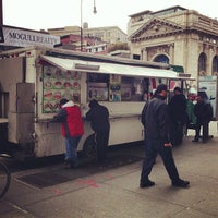 Photo taken at Tacos El Idolo by Sara P. on 3/22/2013