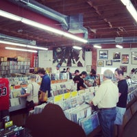 Photo taken at Record Surplus by Ian R. on 4/20/2013