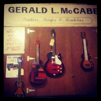 Photo taken at McCabe's by Ian R. on 9/23/2012