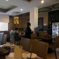 Photo taken at X.O Suki & Cuisine by David L. on 10/28/2012