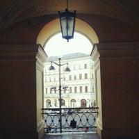 Снимок сделан в Касса Мариинского театра пользователем Marina Valentinovna™ 9/5/2013
