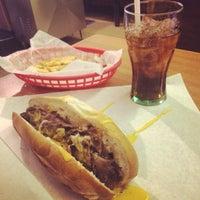 Photo taken at Joe's Steaks + Soda Shop by Jennifer H. on 3/14/2015