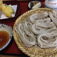 Photo taken at 戸隠 伊勢屋そば店 by a m. on 8/22/2014