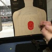 Photo taken at Dominion Shooting Range by Cheryl L. on 2/13/2013