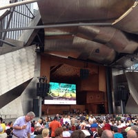Photo taken at Chicago Jazz Festival by Emily T. on 8/31/2013
