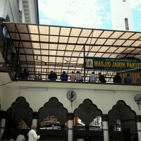 Photo taken at Masjid Jamik Pakistan by Ahmad Ruzaini R. on 9/9/2016