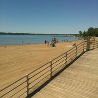 Photo taken at Beaver Island State Park by Hans T. on 6/22/2014