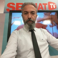 Photo taken at Serhat Radyo ve TV by Olcay A. on 6/18/2016