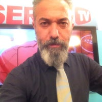 Photo taken at Serhat Radyo ve TV by Olcay A. on 5/28/2016