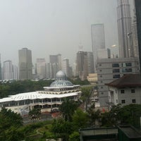 Photo taken at The ZON All Suites Residences on the park KL by Aimi I. on 4/22/2013