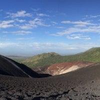 Foto tirada no(a) Complejo Volcànico Pilas El Hoyo por Thaniya K. em 7/24/2014