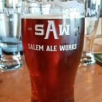 Photo taken at Salem Ale Works by Casey H. on 7/21/2017