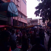 Photo taken at Pasar Bogor by Gondo A. on 11/6/2013
