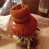Photo taken at Bareburger by Jin K. on 12/30/2012