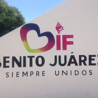 Photo taken at DIF Benito Juarez by Lorena J. on 8/13/2014
