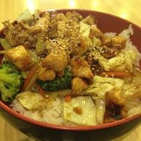 Photo taken at Edamame Sushi & Grill by Nickila M. on 5/28/2013