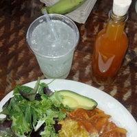 Photo taken at Sol Food Puerto Rican Cuisine by EatDrinkBrandy on 4/5/2013