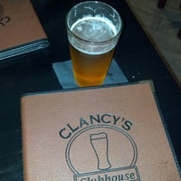 Photo taken at Clancy's Bar & Grill by EatDrinkBrandy on 3/6/2013