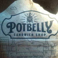Photo taken at Potbelly Sandwich Shop by Stacey on 7/28/2016