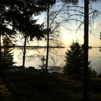 Photo taken at Oulujärvi by Tuomas H. on 5/17/2013