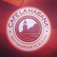 Photo taken at Café La Habana by Gabriela M. on 10/21/2012