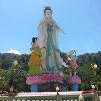 Photo taken at ศาลเจ้าซำปอกง ทุ่งสง by Joe ผ. on 3/2/2013