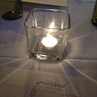 Photo taken at Quiessence Restaurant by Zach G. on 1/29/2014