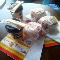 Photo taken at Mc Donald Ladprao 16(Mc Cafe) by Worathee on 3/17/2014