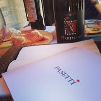 Photo taken at Cantina Pasetti by Alberto S. on 6/8/2013