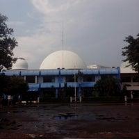 Photo taken at Planetarium Jakarta by Lody on 7/21/2013