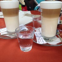 Photo taken at Part Café és Panzió by Andras K. on 8/5/2014
