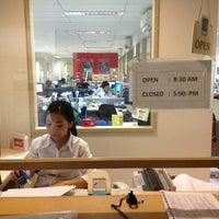 Photo taken at International Sos Cashier by Fauzan M. on 1/9/2013