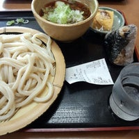 Photo taken at 鴻巣うどん てらや by 西尾 充. on 10/7/2013