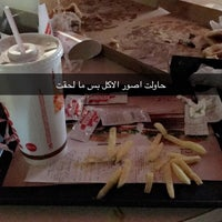 Photo taken at Burger King (Saleh Shehab Resort) Jlai3a 245 by Ali A. on 10/20/2016