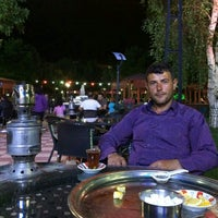 Photo taken at Palandöken Cay Bahcesi by Battal Ö. on 6/27/2016