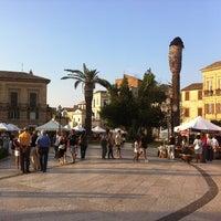 Photo taken at Piazza Rossetti by Anita K. on 7/7/2013