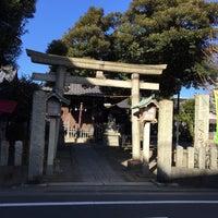 Photo taken at 若宮八幡神社 by hideki_go_go on 1/25/2017